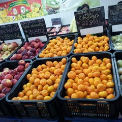 Photo taken at Palangkaraya Fruit by Erny W. on 12/5/2012