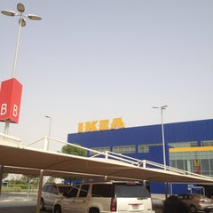 Photo taken at IKEA  آيكيا by Lei J. on 5/15/2013