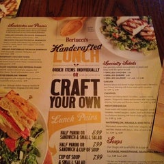 Photo taken at Bertucci's by Hillary on 6/7/2013