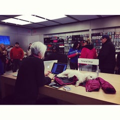 Photo taken at Apple Store, Lehigh Valley by Jeremy C. on 3/29/2013
