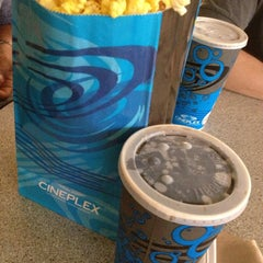 Photo taken at Cineplex Odeon Varsity & VIP Cinemas by Carolyn on 8/10/2013