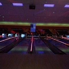 Photo taken at AMF Kegler's Lanes by Jim D. on 12/27/2011