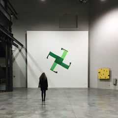 Photo taken at Richard Adam Gallery by Karolína V. on 1/2/2016