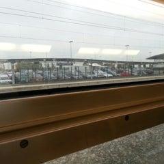 Photo taken at Gare SNCF de TGV Haute-Picardie by Bruno M. on 10/26/2012
