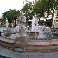 Photo taken at Plaza De Armas by Ivory W. on 6/4/2013