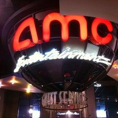 Photo taken at AMC Lennox Town Center 24 by Chris on 2/15/2013