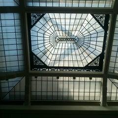 Photo taken at BancoEstado by Urso O. on 10/31/2012