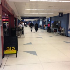 Photo taken at Concourse F by Craig on 12/3/2012