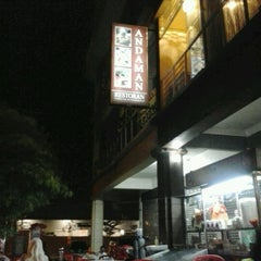 Photo taken at Andaman Restaurant by Tujuh B. on 10/12/2012