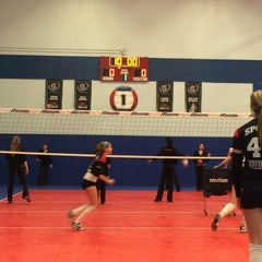 Photo taken at Great Lakes Volleyball Center by James T. on 5/4/2014