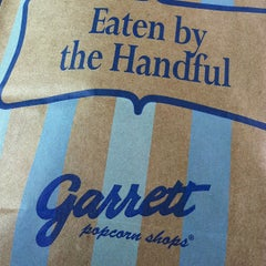 Photo taken at Garrett Popcorn Shops by Tricia on 2/23/2013