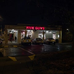 Photo taken at Five Guys by Greg A. on 11/27/2012
