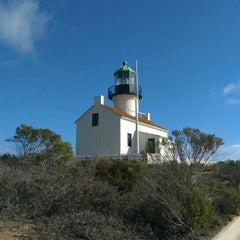 Photo taken at Point Loma by Caglayan S. on 9/28/2014