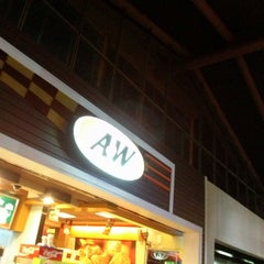 Photo taken at A&W by Ilham D. on 8/3/2013