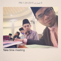 Photo taken at Majlis Agama Islam Negeri Johor by Daniel H. on 2/4/2015