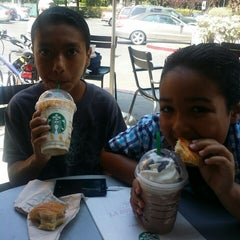 Photo taken at Starbucks by Christia R. on 8/3/2014