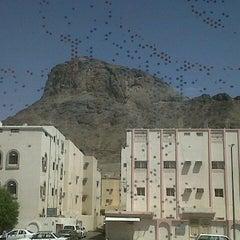 Photo taken at Jabal Nur - Ghar Hira by deby p. on 5/7/2013
