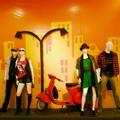 Photo taken at Matahari Department Store by Raden Roro P. on 9/23/2012