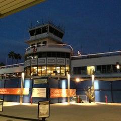 Photo taken at Long Beach Airport (LGB) by JohnnyAbsinthe on 12/24/2012