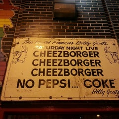 Photo taken at Billy Goat Tavern by Jean O. on 7/18/2013