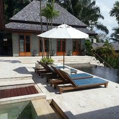 Photo taken at Nakamanda Resort And Spa Krabi by Vivi on 6/29/2013