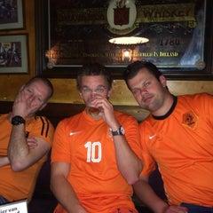 Photo taken at O'Mearas Irish Pub by Jurre D. on 4/26/2015