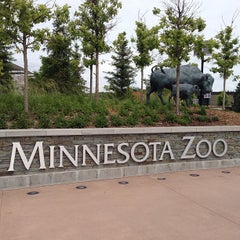 Photo taken at Minnesota Zoo by Ken T. on 7/13/2013