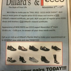Photo taken at Dillard's by Christopher M. on 11/3/2012