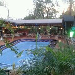 Photo taken at Termas de Jurema Resort Hotel by Heloísa Helena L. on 11/21/2012
