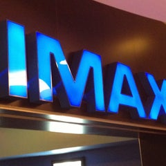 Photo taken at IMAX Theatre Showcase by Andrés D. on 5/7/2013