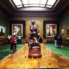 Photo taken at The Frick Collection by Daniel on 12/23/2012