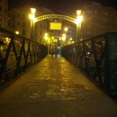 Photo taken at Puente de los Alemanes by casabermejatony on 11/14/2012