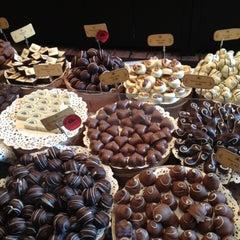 Photo taken at Львівська майстерня шоколаду / Lviv Handmade Chocolate by Людмила👸 on 9/20/2012