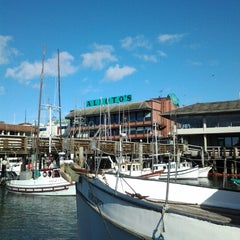 Photo taken at Fisherman's Wharf by Danny H. on 11/9/2012