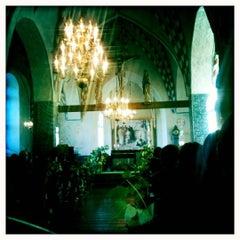 Photo taken at Liedon kirkko by Hanna L. on 10/1/2011