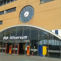 Photo taken at Station Hilversum by Anna D. on 5/1/2013