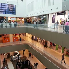 Photo taken at Ušće Shopping Center by Sanja P. on 9/15/2012