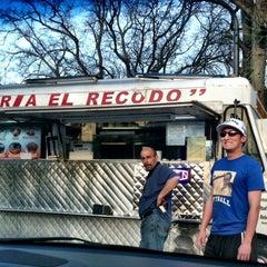 Photo taken at Taqueria El Recodo by David P. on 4/11/2013