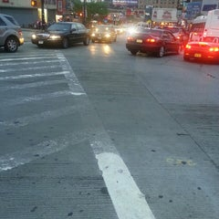 Photo taken at Fordham Road Shopping Center by Lux on 5/11/2013