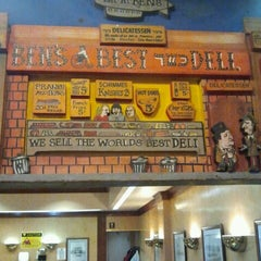 Photo taken at Ben's Best Kosher Delicatessen by Christopher M. on 2/21/2013