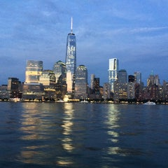 Photo taken at Gray Line New York Sightseeing Cruises - Pier 78 by Hannah on 7/20/2014