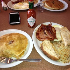 Photo taken at Denny's by Chase S. on 5/27/2013