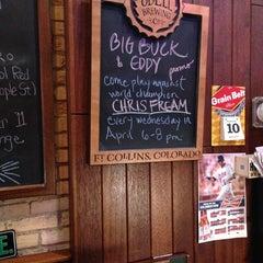Photo taken at Mackenzie Pub by OskarBluesMn on 4/10/2013