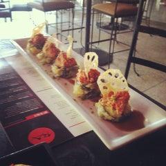 Photo taken at RA Sushi Bar Restaurant by Leann M. on 9/21/2012