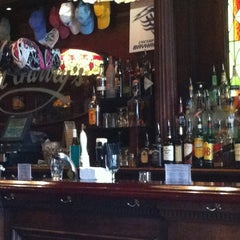 Photo taken at McGarvey's Saloon & Oyster Bar by Tom on 9/28/2012