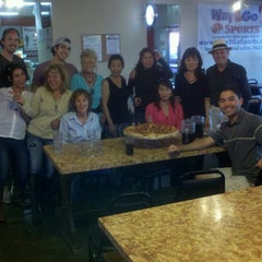 Photo taken at Vincenzo's Pizza by Kurt F. on 3/22/2013