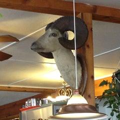 Photo taken at Bighorn Restaurant by Angie K. on 4/23/2013