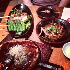 Photo taken at Sake Bar Hagi by Victoria W. on 8/26/2013
