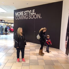 Photo taken at The Mall at Fox Run by Adam on 3/8/2015
