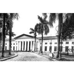 Photo taken at Museum Seni Rupa dan Keramik by Sonti Andriany S. on 4/20/2015